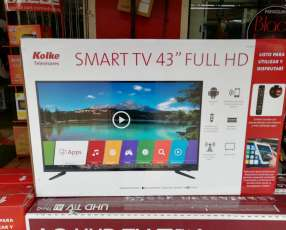 Tv Led Smart 43 pulgadas kolke FullHD