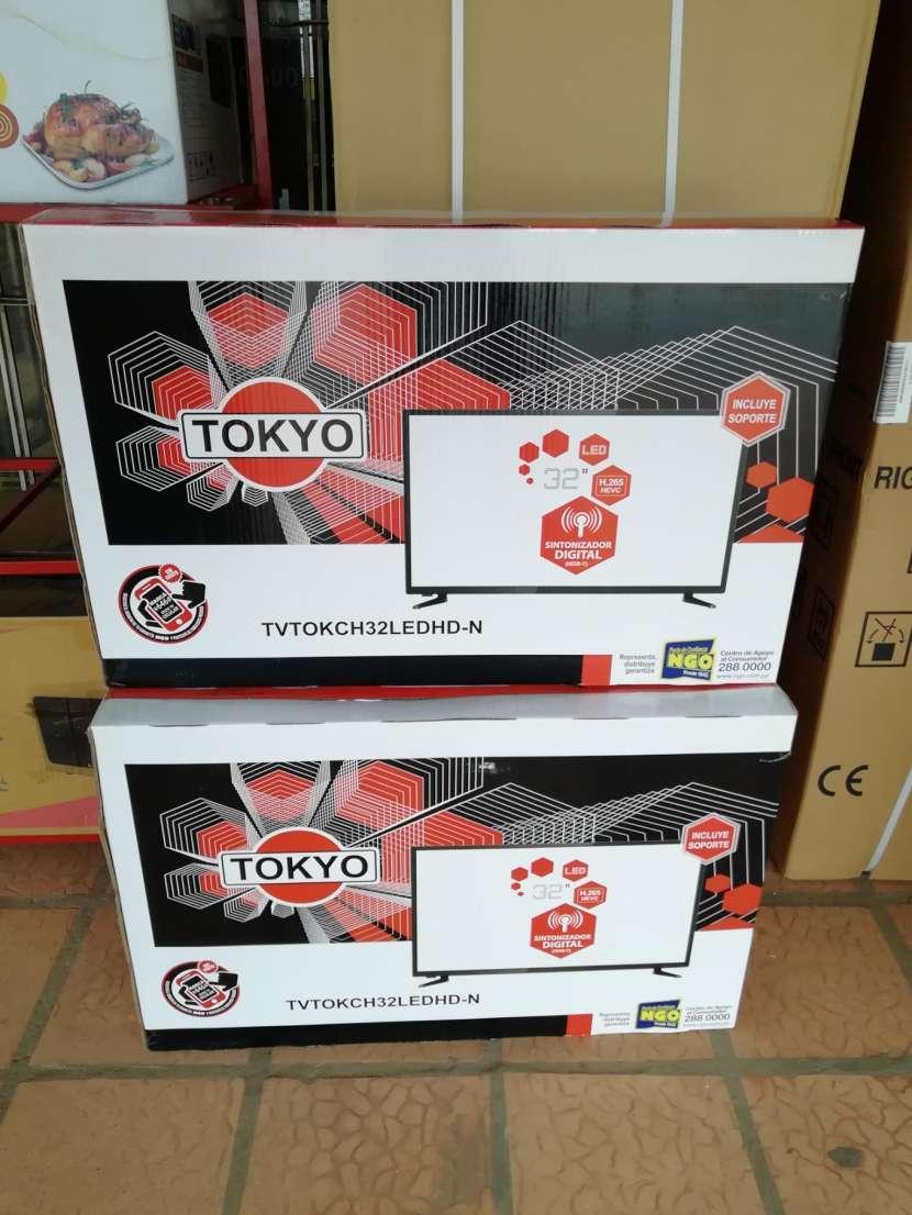 TV LED Tokyo 32 pulgadas Full HD - 1