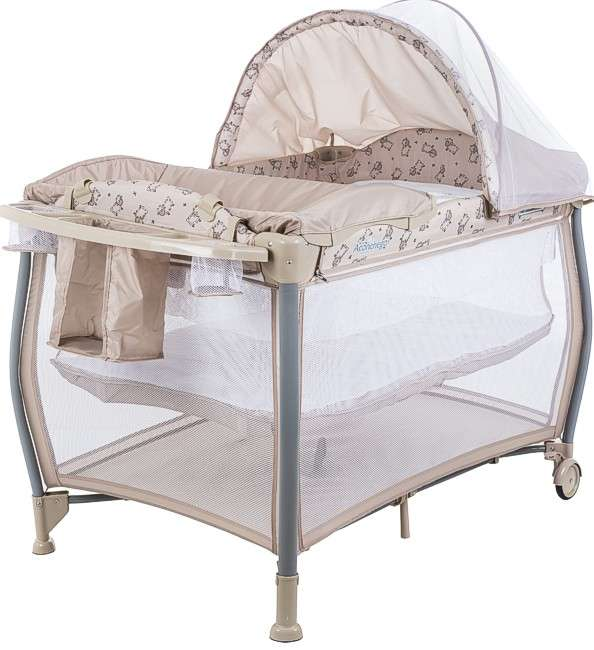 Cuna Aconchego de Burigotto para bebés - 2