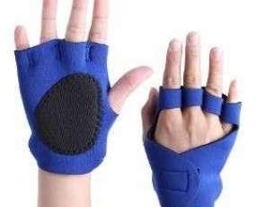 Guantes de Neopreno sin dedos para gimnasio