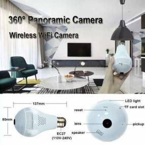 Foco cámara panorámica de 360°