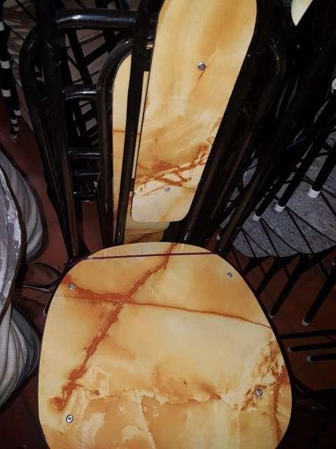 Comedor de 4 sillas - 1