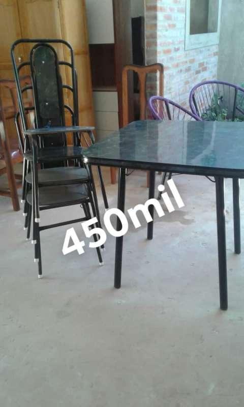 Comedor de 4 sillas - 3