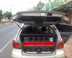Toyota Vitz 2002 motor 1.300 cc