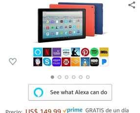 Tablet Fire HD 10.1 Amazon