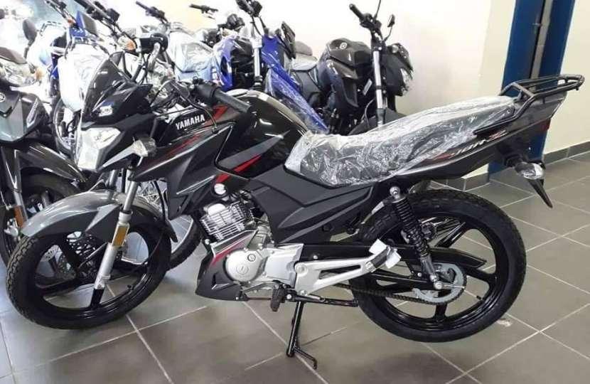 Motos Kenton y Yamaha - 1
