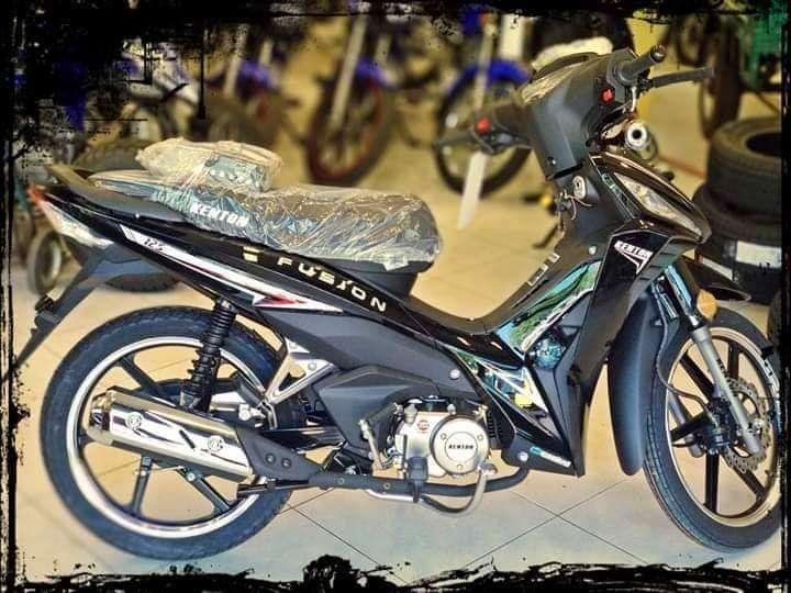 Motos Kenton y Yamaha - 9