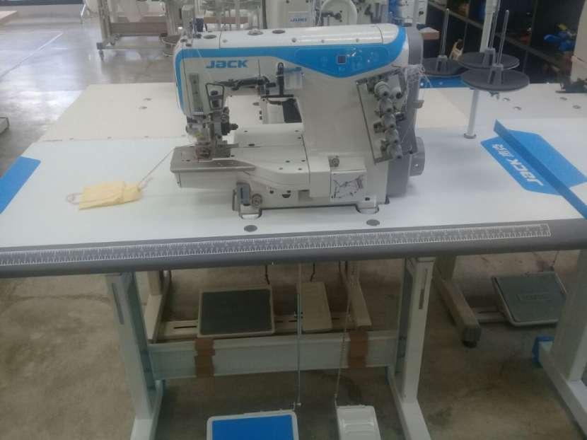 Máquinas de costura familiares e industriales - 3