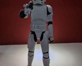Muñeco de stormtrooper de 20 cm