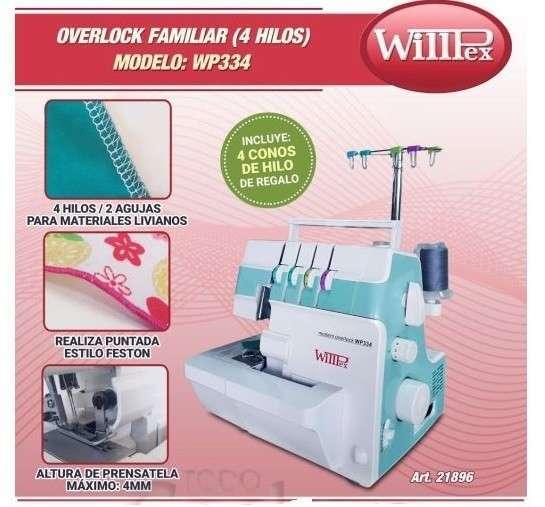 Máquinas de costura familiares e industriales - 6