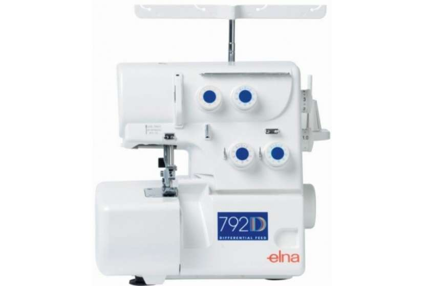 Máquinas de costura familiares e industriales - 7