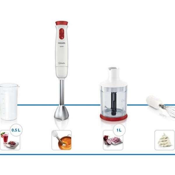 Mixer Philips inox 650w - 1