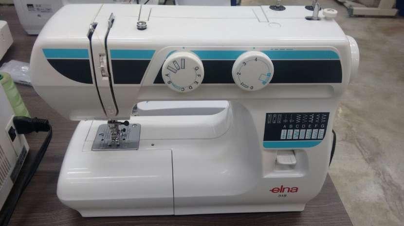 Máquinas de costura familiares e industriales - 0