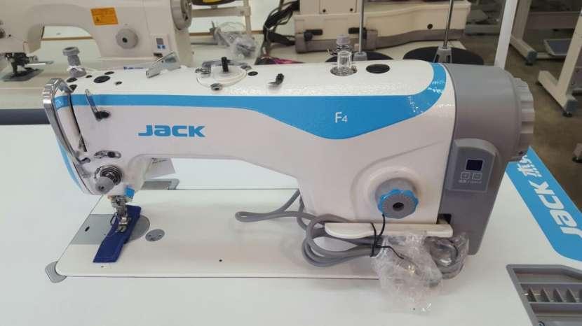 Máquinas de costura familiares e industriales - 1