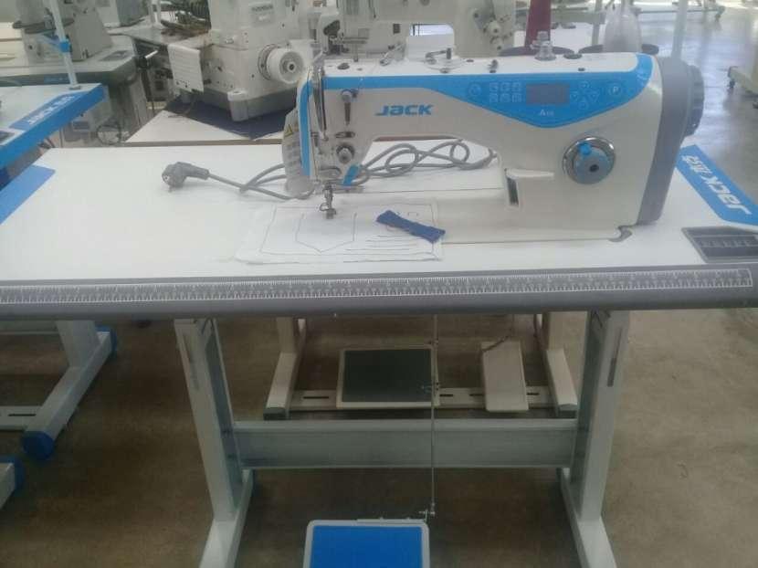 Máquinas de costura familiares e industriales - 4