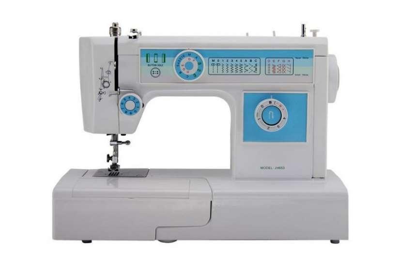 Máquinas de costura familiares e industriales - 8