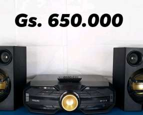 Equipo de sonido Philips 5000 watts