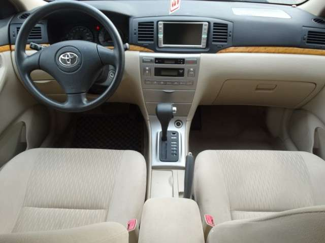 Toyota Allex 2006 chapa definitiva en 24 Hs - 5