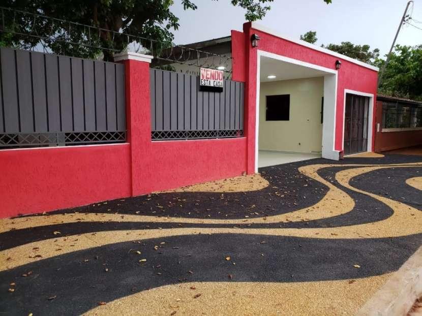 Casa a estrenar en Reducto San Lorenzo - 8