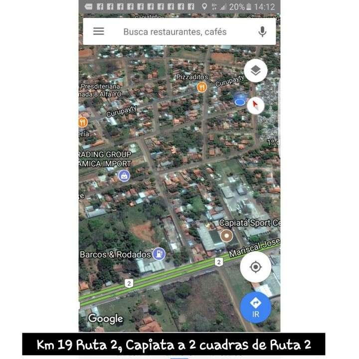 Casa en Capiatá ruta 2 km 19 - 2