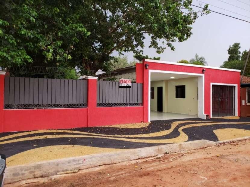 Casa a estrenar en Reducto San Lorenzo - 1