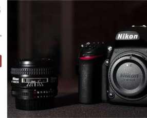 Cámara Nikon D750 kit 24-120. Adquirila en cuotas !