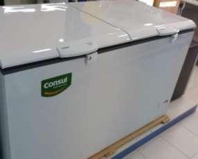 Congelador Consul 530L