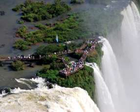 Foz de Iguazú Cataratas Itaipu Itaipulandia verano 2020