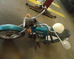 Moto Honda Benly 110 1977