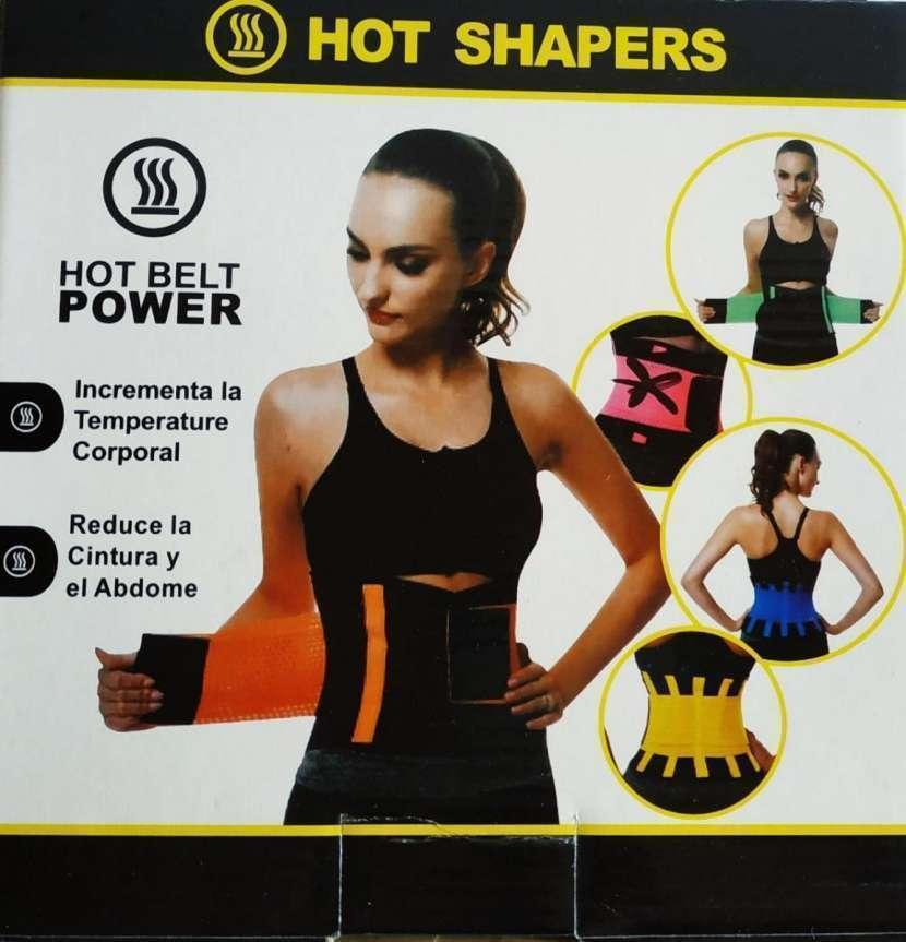 Faja reductora de cintura y abdomen - 1