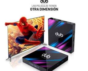 TV BOX DUB 4K Ultra HD