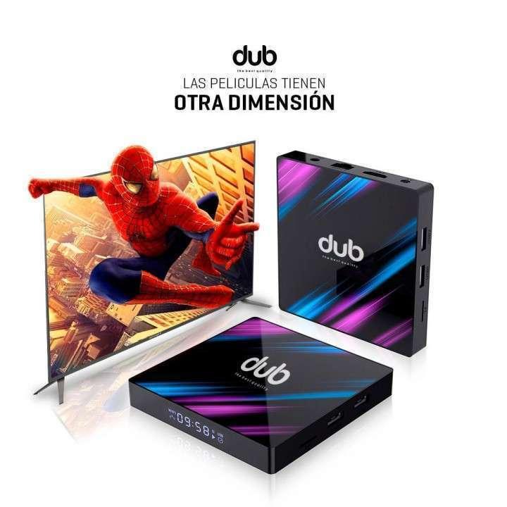 TV BOX DUB 4K Ultra HD - 0