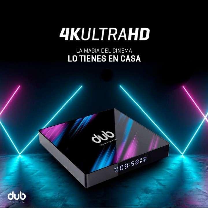 TV BOX DUB 4K Ultra HD - 2