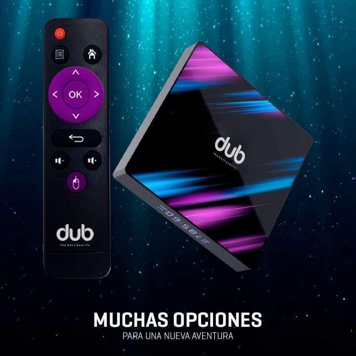 TV BOX DUB 4K Ultra HD - 1