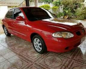 Hyundai Elantra 1998 diésel mecánico