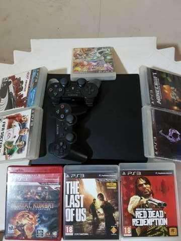PS3 Slim - 1