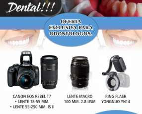 Kit fotográfico dental. Adquirilo en cuotas!