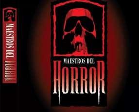 Coleccion Maestros Del Horror 6 Dvd