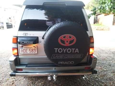 Toyota Land Cruiser Prado 1997 4x4 1kz - 1