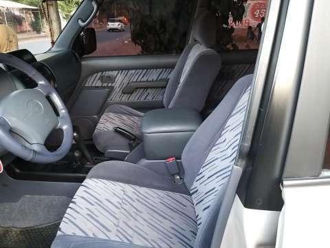 Toyota Land Cruiser Prado 1997 4x4 1kz - 3