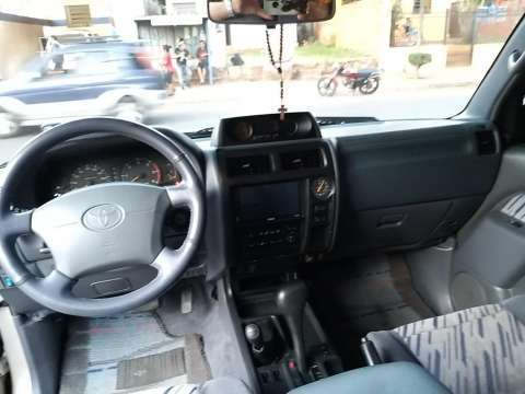 Toyota Land Cruiser Prado 1997 4x4 1kz - 5