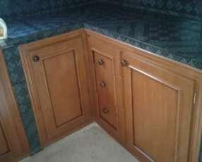 Muebles de cocina por metro lineal