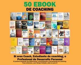 Pack 50 ebook de coaching
