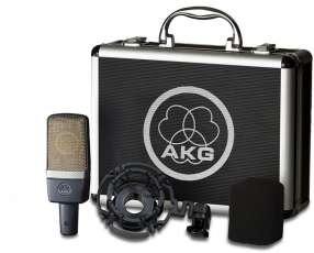 Micrófono AKG C214