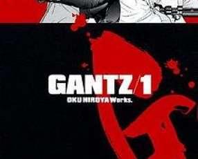 Mangas de Gantz