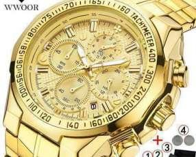 Reloj Goldwoor