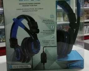 Headset y accesorios para PS3 PC y PS4