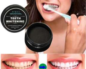 Carbon Activado Polvo Blanqueador Dental 30g
