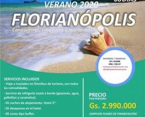 Tour Florianópolis 2020