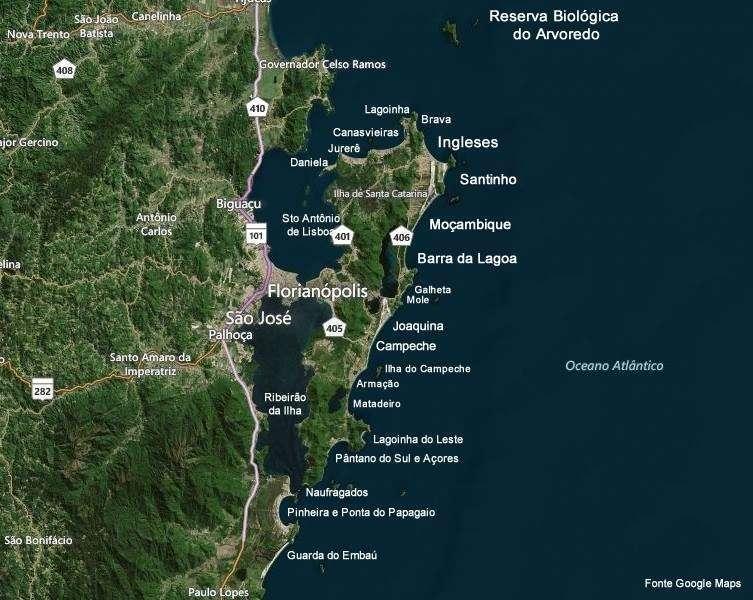 Tour Florianópolis Semana Santa 2020 visitando lindas playas - 6
